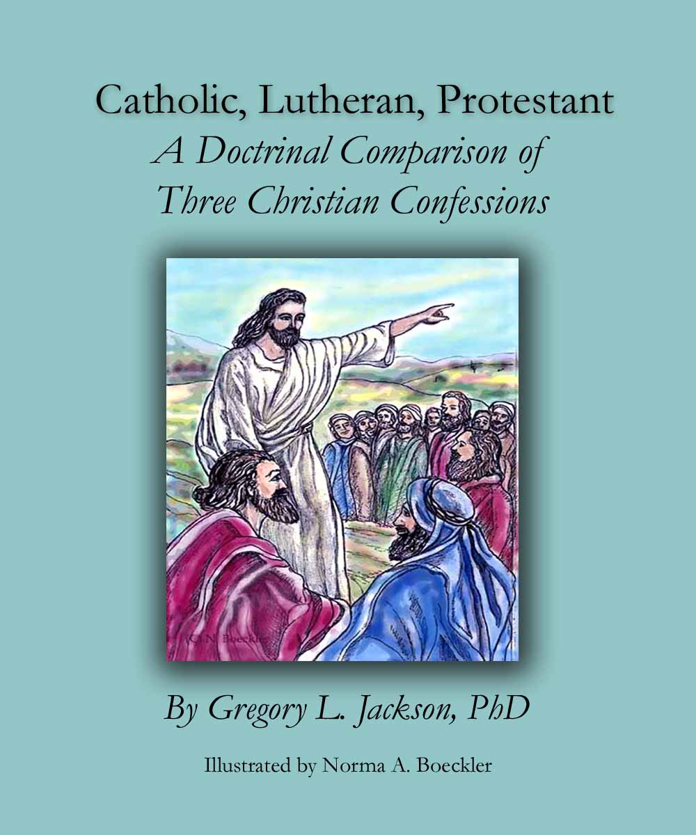 <b>New Edition, <em>Catholic, Lutheran, Protestant</em></b>
