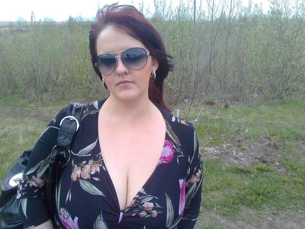 Знакомство с женщиной большой грудью