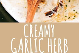Creamy Garlic Herb Chicken Recipe