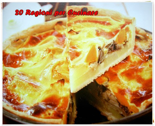 20 regioni per cucinare quiche di radicchio e patate for Serve per cucinare 94