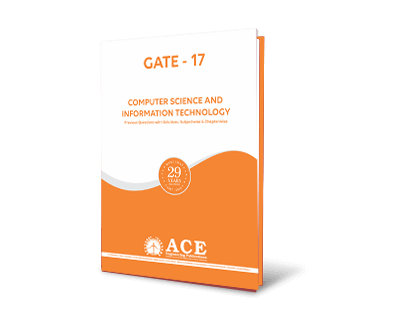 GATE 2019 CSE & IT ACE Academy Handwritten Notes [Latest