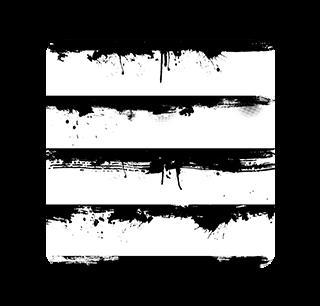 فرشات فوتوشوب ( تأثير الحبر ) Grunge ink effect Free Vector