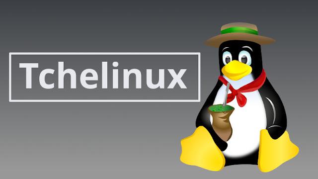 TcheLinux de Bento RS