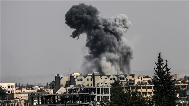 US-led airstrikes kill more civilians in Syria's Raqqah: Group