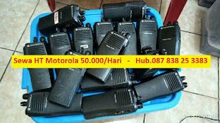 Sewa HT Motorola