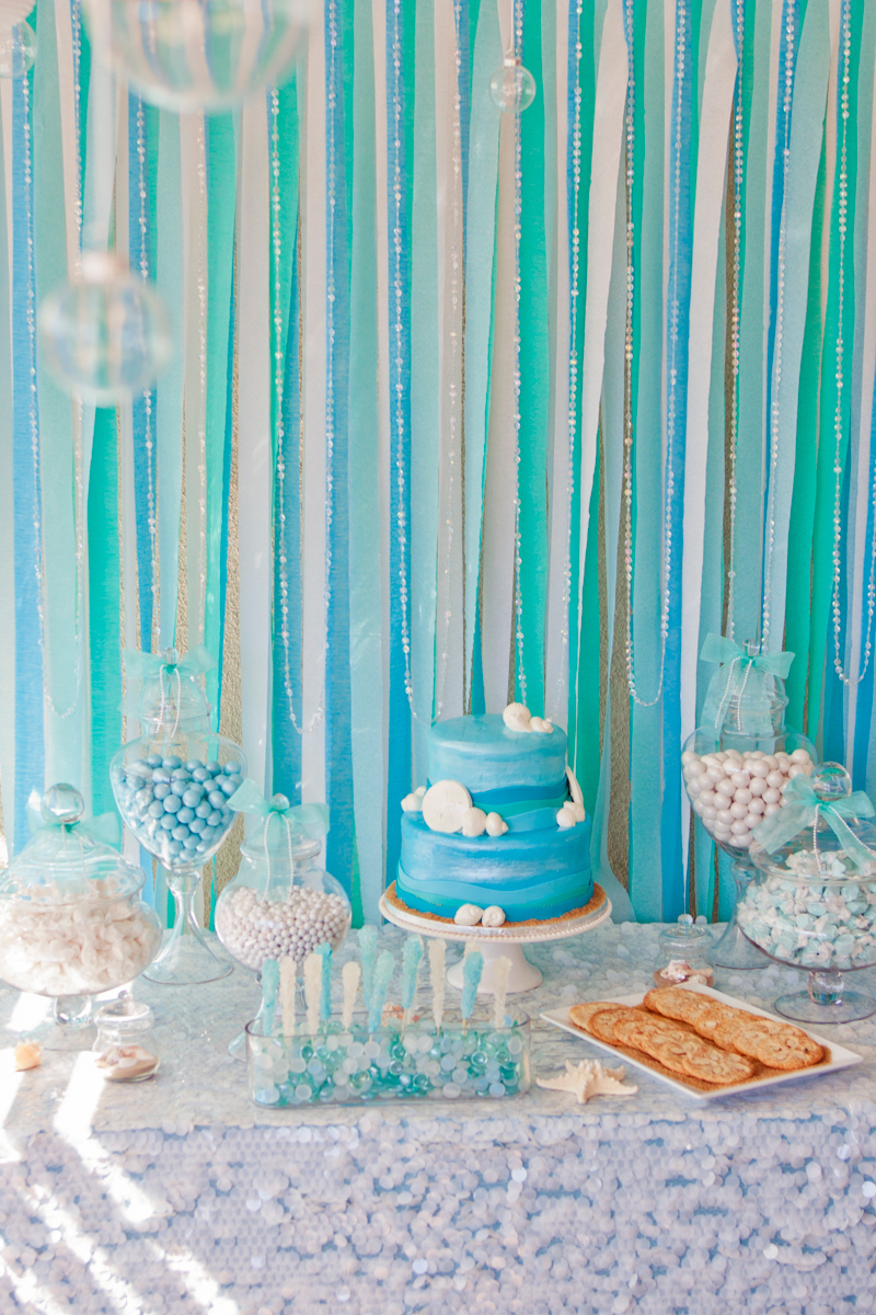 Events Inspired By Love Dazzling Under The Sea Party