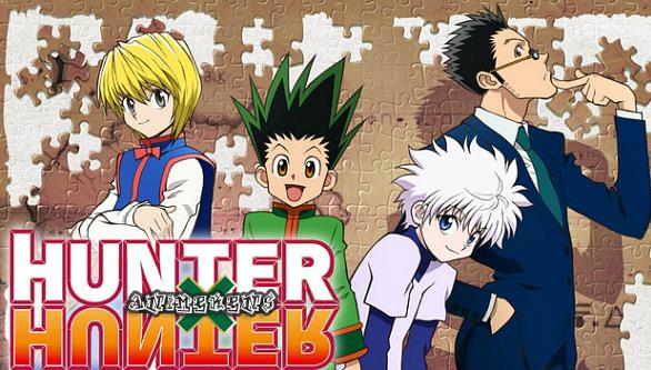 Daftar Film Anime Mirip Fairy Tail - Hunter X Hunter