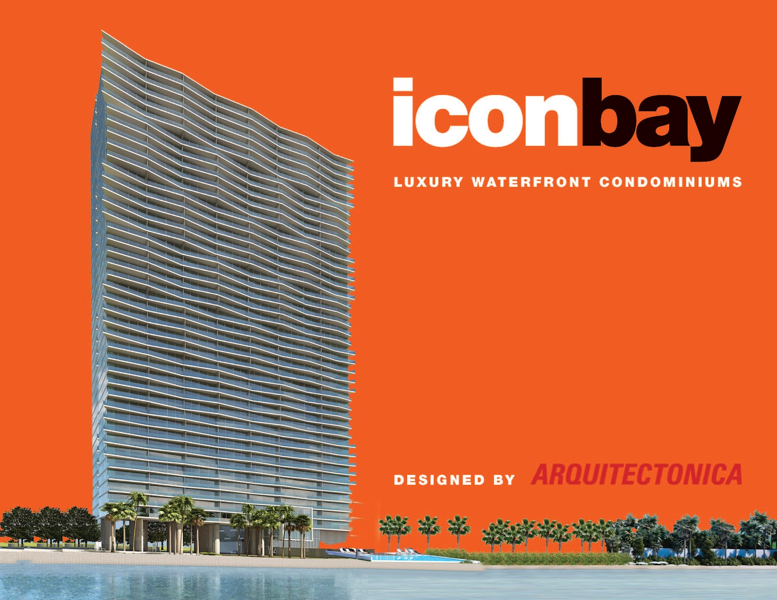 Miami Riches Real Estate Blog: ICON BAY - Floorplans and renderings