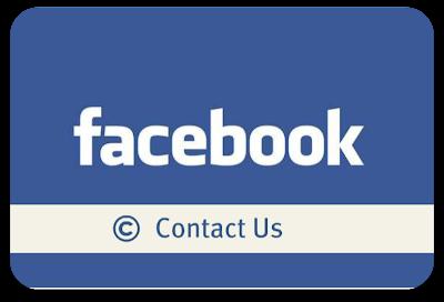 للاتصال المباشر مع ادارة الفيس بوك لأي مشكلة والرد الفوري عليك