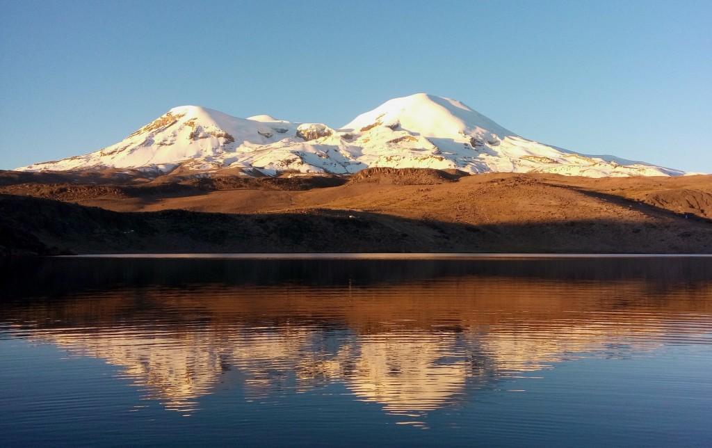 Volcán Coropuna