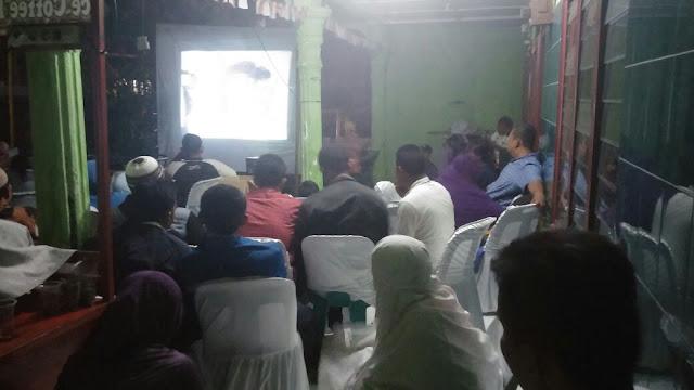 Nobar Film G 30/S PKI Harusnya Menambah Kecintaan Kepada NKRI
