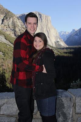 Tori Bates and Bobby Smith honeymoon