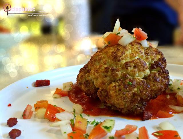 Whole Roasted Cauliflower from Sunnies Cafe BGC