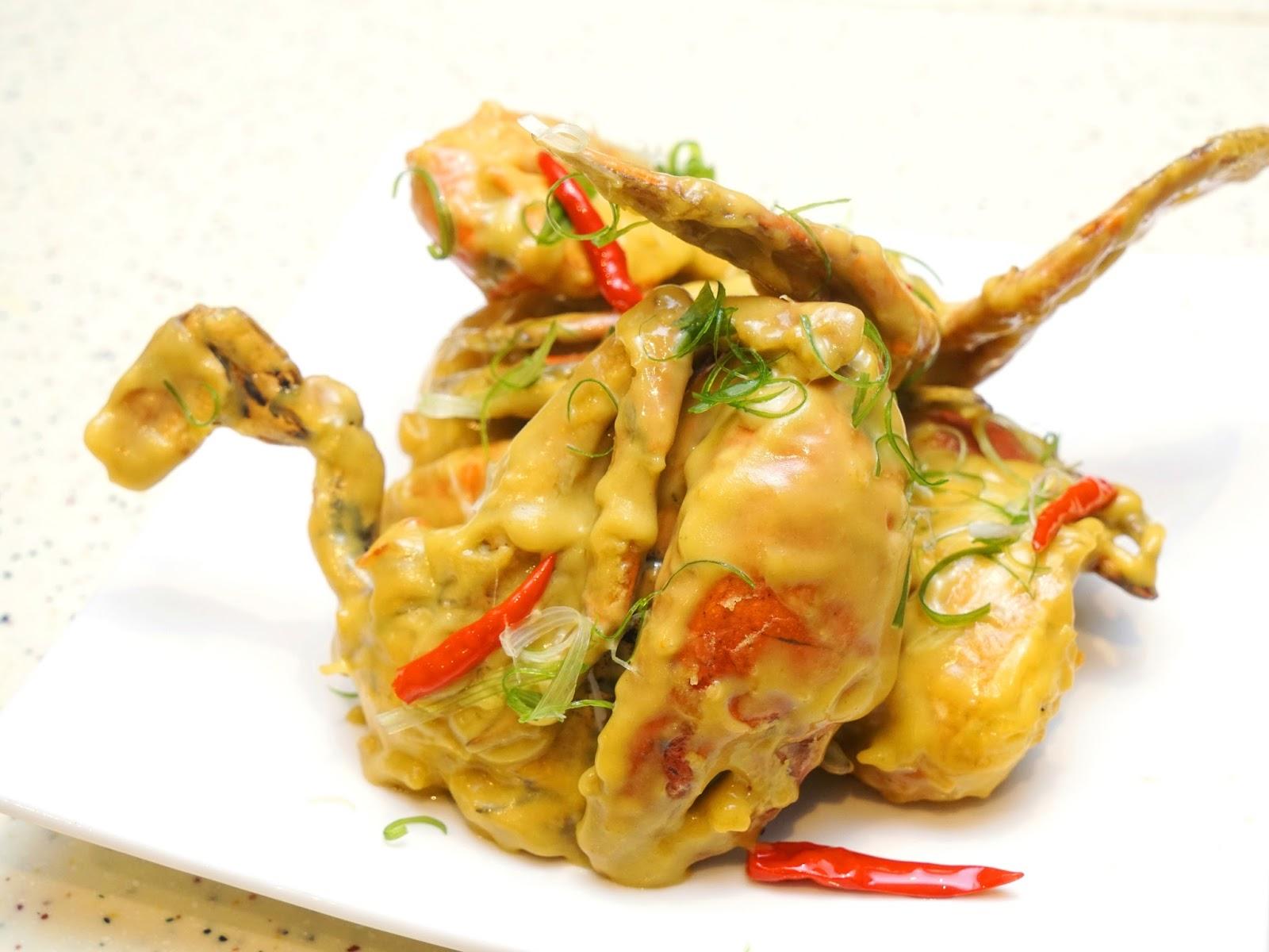 e4747b5d6a PinkyPiggu  Ultimate Crab Feast   Plaza Brasserie