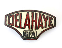 Automobilia collection Delahaye gfa