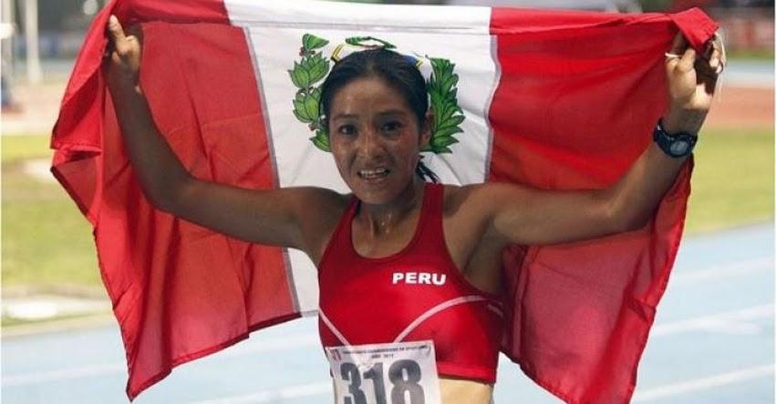 INÉS MELCHOR: Fondista peruana anuncia que dejará el atletismo para ejercer su profesión