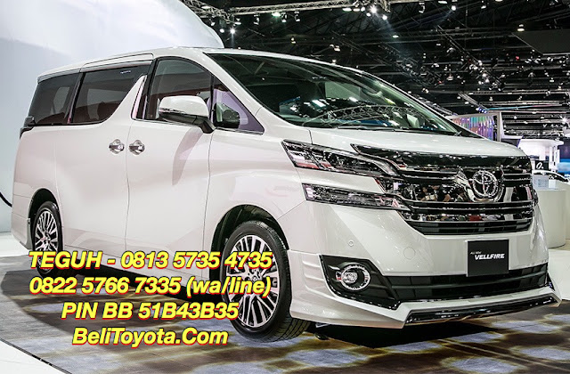 All New Vellfire dan All New Alphard