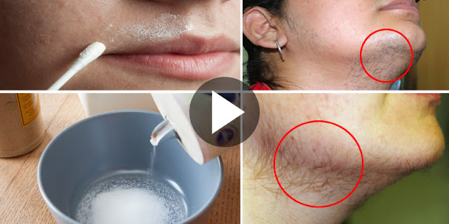 How To Get Rid Of Unwanted Facial Hair With Simple Tips!