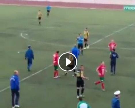 VIDÉO : La joie des joueurs de la JSMBejaia aprés la fin du match face à Chaouia