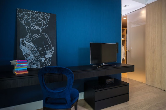 Dormitorios azules - Habitaciones infantiles azules ...