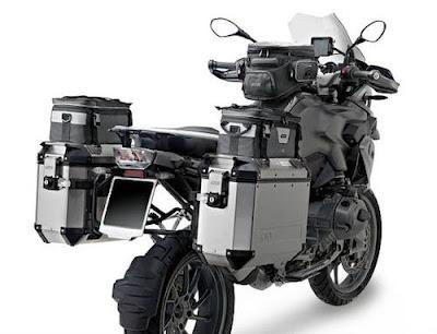 Valigie laterali e bauletti moto migliori: quali sono?