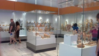 Ελάτε στο Αρχαιολογικό Μουσείο Ηρακλείου να παίξουμε με τις αρχαίες γραφές της Γραμμικής Α και Β!