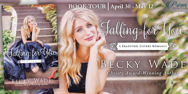 Falling for You tour banner
