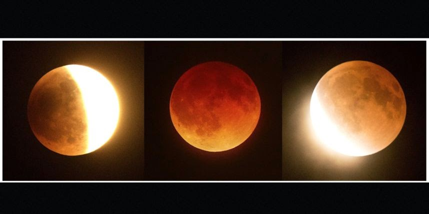 "Total eclipse of the Moon: 7 questions about the ""moon of blood"" to be held tomorrow"
