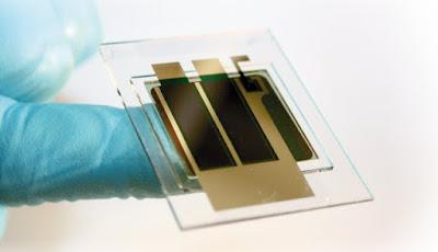 Nou rècord d'eficiència per a cèl·lules fotovoltaiques orgàniques