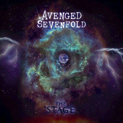 Avenged Sevenfold – CD The Stage 2016
