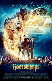Sinopsis Film Goosebumps (2015)
