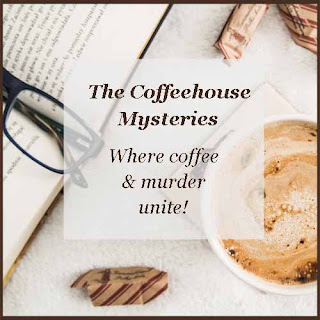 The Coffeehouse Mysteries - a cozy book series review