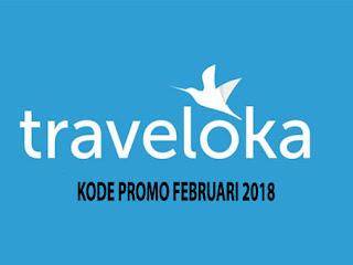 Kode Promo Traveloka Februari 2018