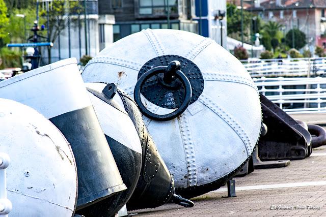 Museo Marítimo - Bilbao, por El Guisante Verde Project