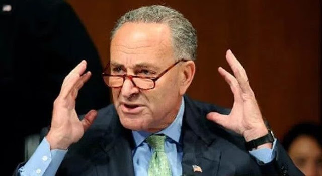 VIDEO Chuck Schumer: God Told Me to Fight Against Trump No Matter What do you support him ?