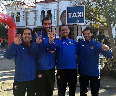 Atletismo Aranjuez en Torrejón de la Calzada