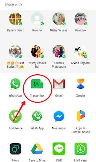 Whatsapp voice bro text converter