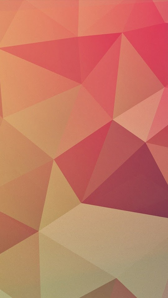 Pink Geometrix   Galaxy Note HD Wallpaper