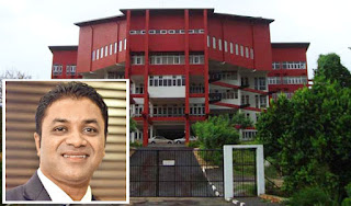 SAITM CEO shooting was staged