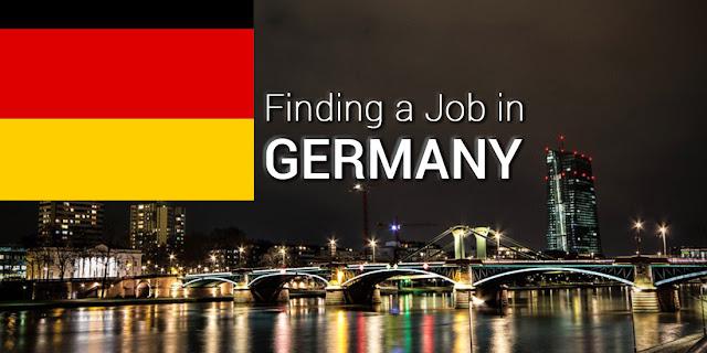 أفضل طرق البحث عن عمل في ألمانيا