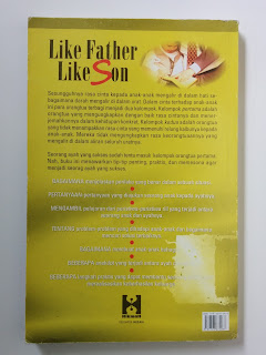 Like Father, Like Son (Tip-Tip Menjadi Ayah Sukses)