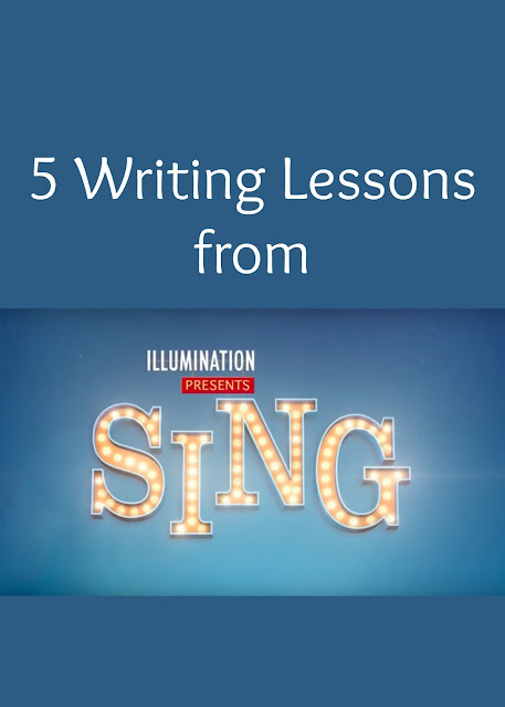 5 Writing Lessons from Sing