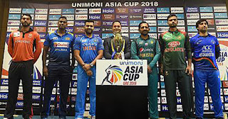 Asian Cricket commences ... bringing Bangladeshis and Sri Lankans face to face once again