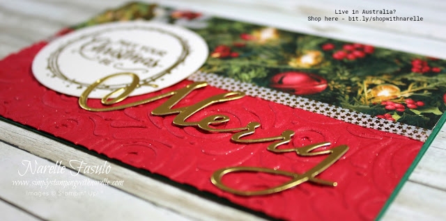 Want a beautiful range of co-ordinating products for your Christmas creating, then look no further than the All Is Bright Product Suite here - http://bit.ly/AllISBrightSuite