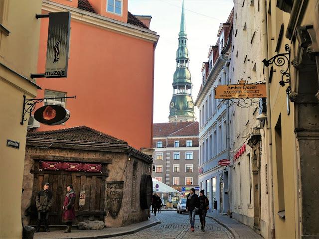 sevärd restaurang i Riga - Rosengraals