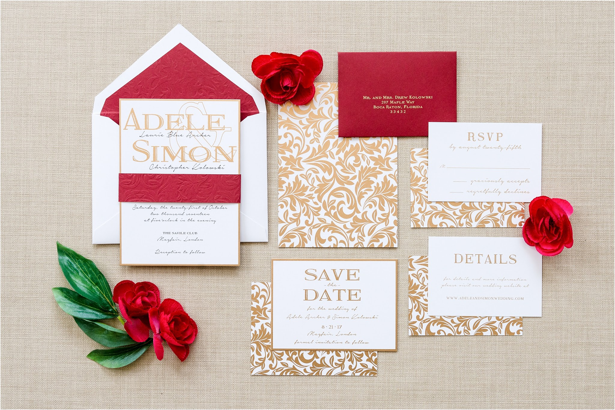 Funky Florida Wedding Invitations Image Collection - Invitations and ...