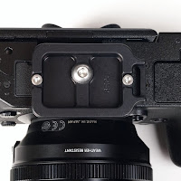 New Dedicated QR Plate for the Fujifim X-H1 from Hejnar Photo