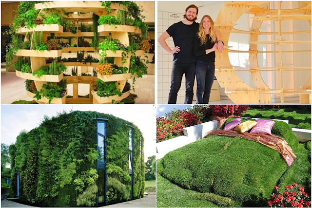 20 Green Design Ideas To Refresh Your Mind