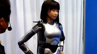 robot HRP-4C