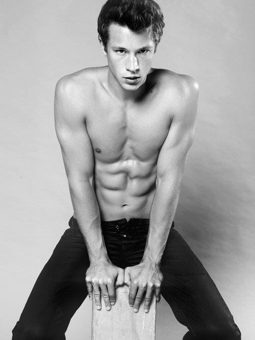 The Stars Come Out To Play: Nick Roux - Shirtless